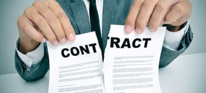 Как расторгнуть или изменить соглашение об уплате алиментов