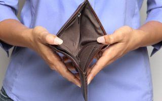 Правила оплаты алиментов безработными гражданами