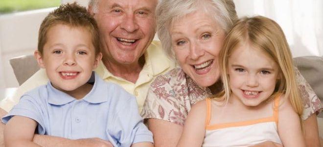 Можно ли взыскать алименты с бабушки и дедушки