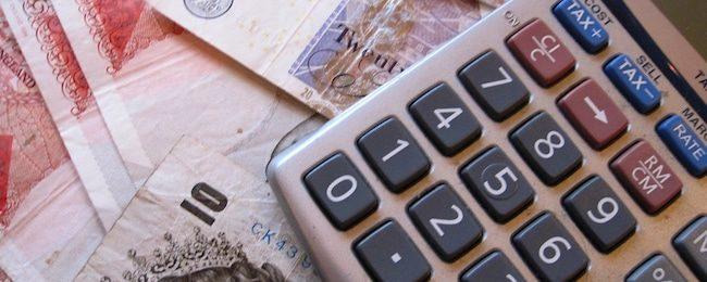 расчет денежной суммы