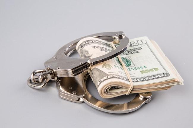 Арест имущества за неуплату долга по алиментам