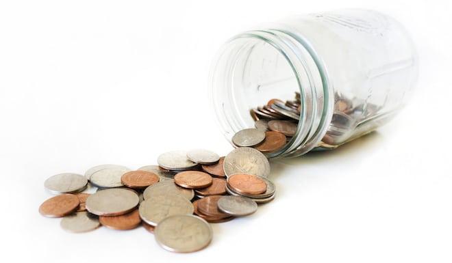 раздел денег при разводе